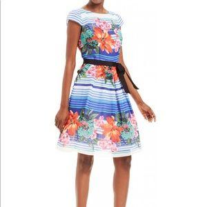 SL fashion Floral summer dress wear to wedding 16
